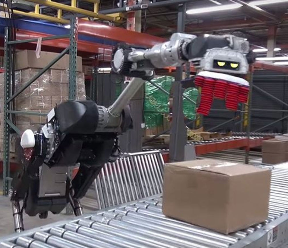 Boston Dynamics Loadbot