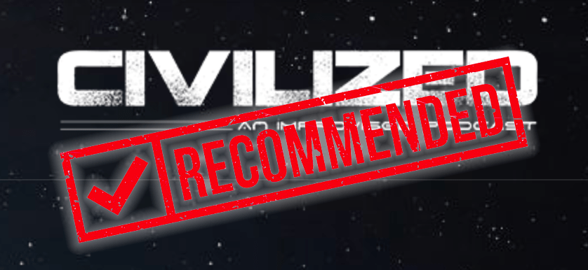 Recommended – The Civilised Podcast
