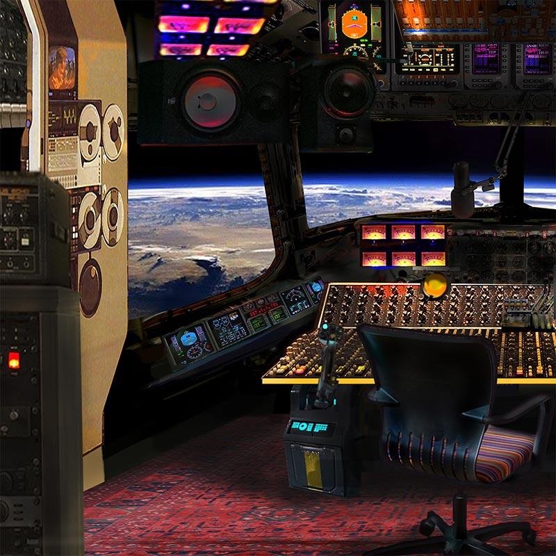 Kataraa Cockpit