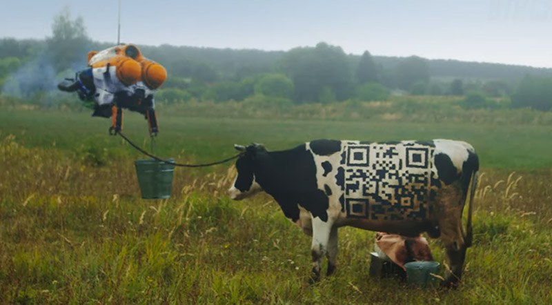 The Future of Farming… and of us all…