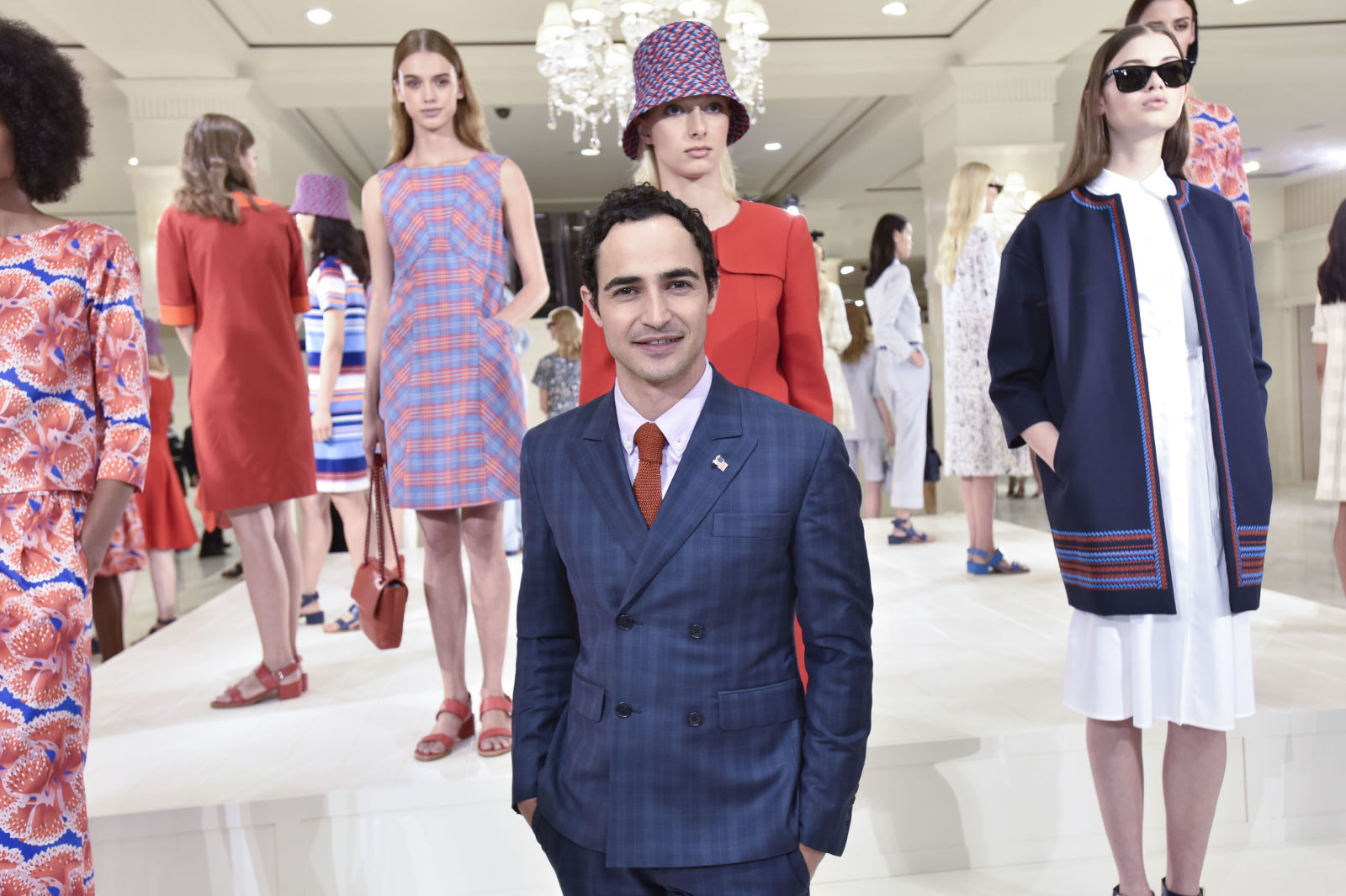 You're Going To Love Zac Posen's New Women's Collection For Brooks Brothers