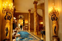 Advance Reservations Ritz Paris' Brand Makeover