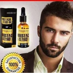 thuoc moc rau moustache and beard oil
