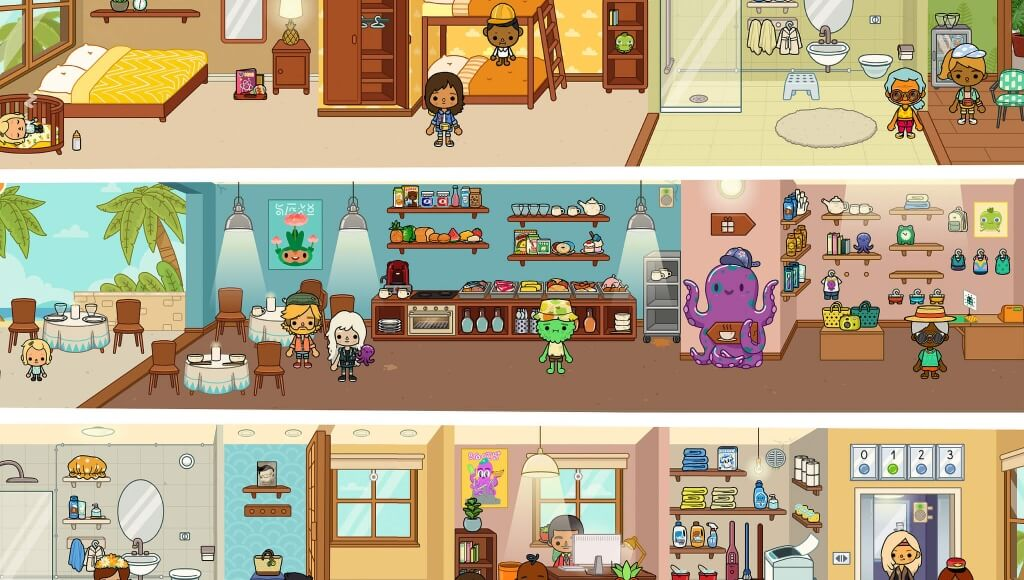 Toca Life Vacation The Power Of Play Toca Boca