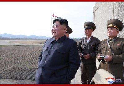 Ким Чен Ын только что прибыл во Владивосток