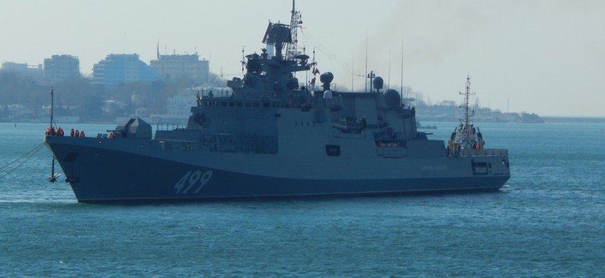 ВМС Украины сообщили, что корбаль РФ зашёл в зону учений Sea Breeze