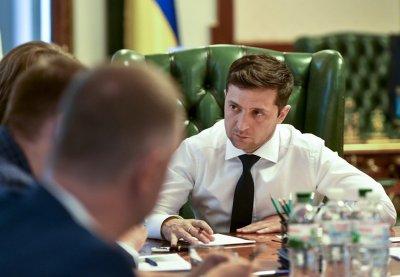 В администрации президента Украины прошли обыски