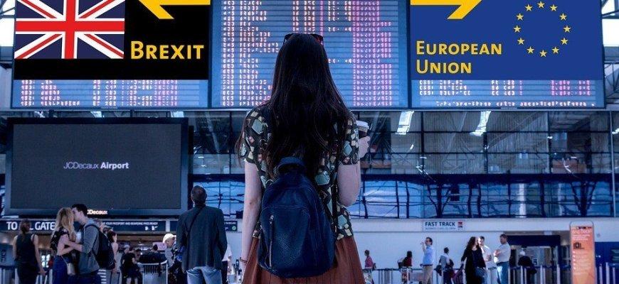 Британия предупредила ЕС о выходе из Евросоюза в октябре 2019 года
