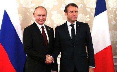 Владимир Путин 19 августа посетит Францию с рабочим визитом