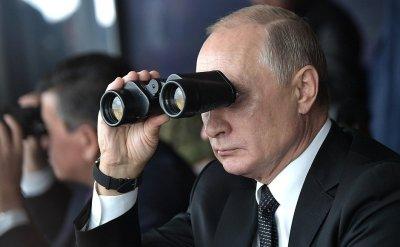 Выяснилось, что у Владимира Путина нет выходных