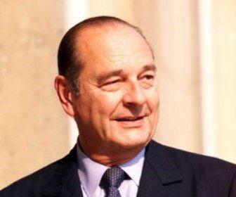 Путин выразил соболезнования вдове Жака Ширака