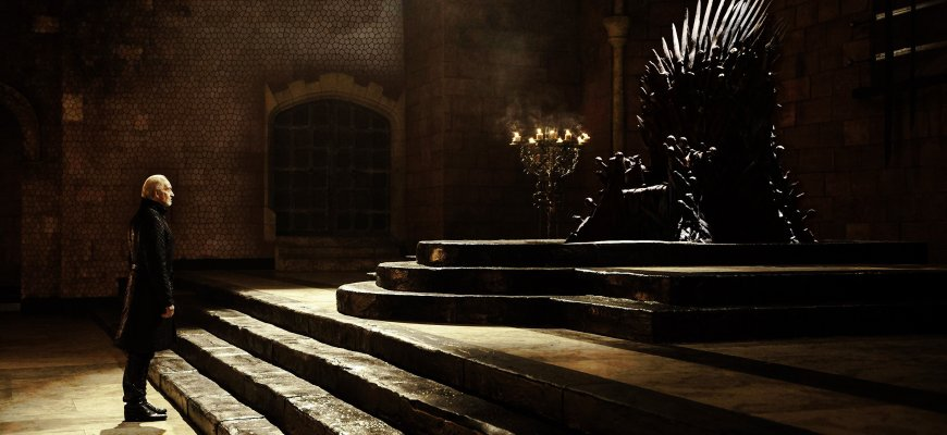 Железный трон, игра престолов