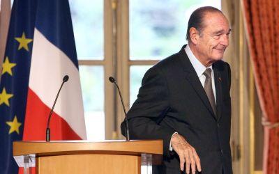 Путин в понедельник отправится в Париж на похороны Жака Ширака