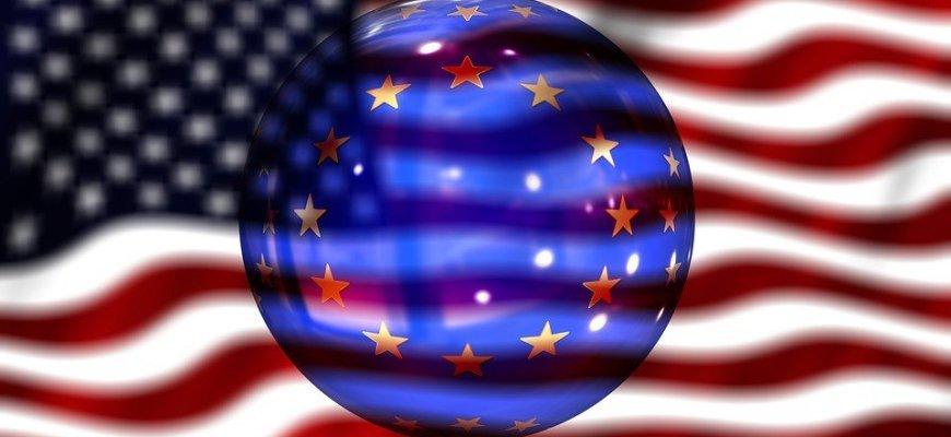 ЕС и США всё дальше друг от друга