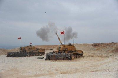 Турция совместно с армией Сирии, начала запланированную операцию против террористов