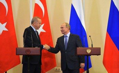 Путин и Эрдоган завершают войну в Сирии