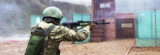 Сила русского оружия: кадры работы Сил специальных операций России