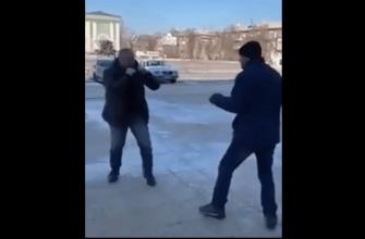 Украинцы прокомментировали видео драки украинских депутатов в Северодонецке (видео)
