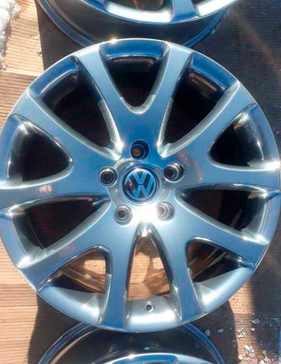 Литые диски Terra R19 VW Touareg оригинал