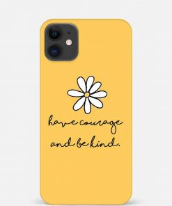 Be Kind iPhone 12 Mini Mobile Cover