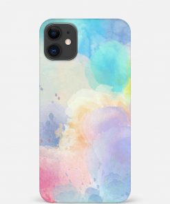 Paint Colors iPhone 12 Mini Mobile Cover