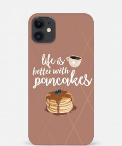 Pancakes iPhone 12 Mini Mobile Cover