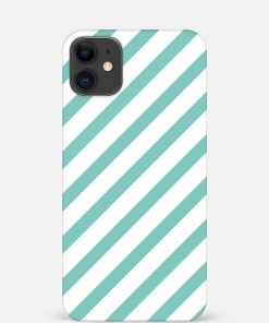 Pastel Stripe iPhone 12 Mini Mobile Cover