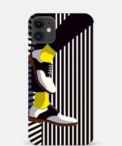 Pop Artist iPhone 12 Mini Mobile Cover
