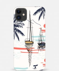 Summer Beach iPhone 12 Mini Mobile Cover