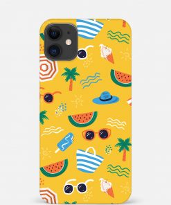 Summer Vibes iPhone 12 Mini Mobile Cover