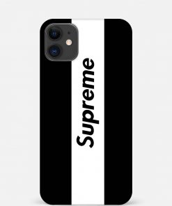 Supreme iPhone 12 Mini Mobile Cover