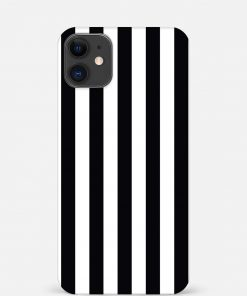 Vertical Lines iPhone 12 Mini Mobile Cover