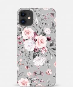 Vintage Floral iPhone 12 Mini Mobile Cover