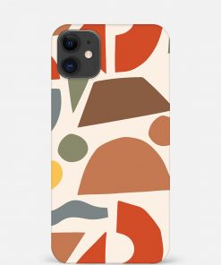 Graphics iPhone 12 Mini Mobile Cover