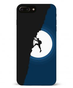 Climbing iPhone 8 Plus Mobile Cover