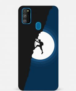 Climbing Samsung Galaxy M30s Mobile Cover