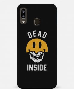 Dead Inside Samsung Galaxy A30 Mobile Cover