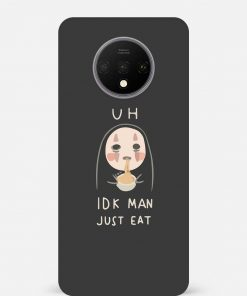 Just Eat Oneplus 7T Mobile Cover