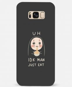 Just Eat Samsung Galaxy S8 Plus Mobile Cover