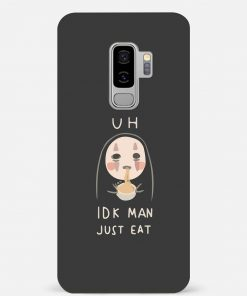 Just Eat Samsung Galaxy S9 Plus Mobile Cover