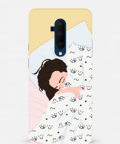 Sleeping Beauty Oneplus 7T Pro Mobile Cover