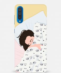 Sleeping Beauty Samsung Galaxy A50 Mobile Cover