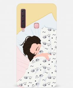 Sleeping Beauty Samsung Galaxy A9 Mobile Cover