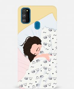 Sleeping Beauty Samsung Galaxy M30s Mobile Cover