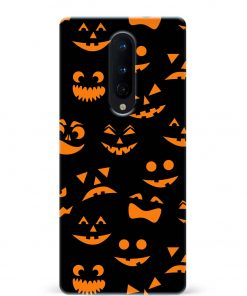 Halloween Oneplus 8 Mobile Cover