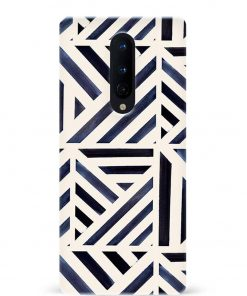 Geometry Pattern Oneplus 8 Mobile Cover