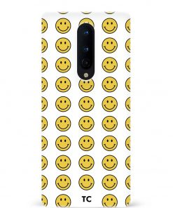 Smiley Oneplus 8 Mobile Cover