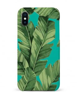 Tropical Vibes iPhone Xs Max Mobile Cover