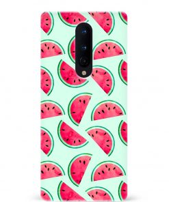Watermelon Oneplus 8 Mobile Cover