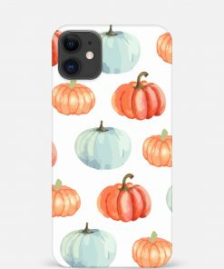 Pumpkin iPhone 12 Mini Mobile Cover